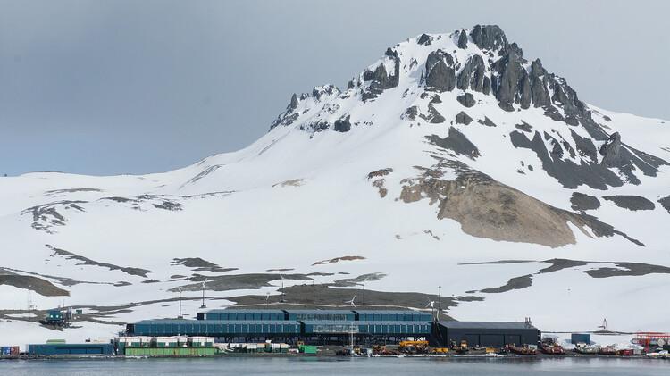 8º Prêmio de Arquitetura Instituto Tomie Ohtake AkzoNobel: inscrições prorrogadas, Estação Antártica Comandante Ferraz / Estúdio 41. Foto © Eron Costin / Estúdio 41