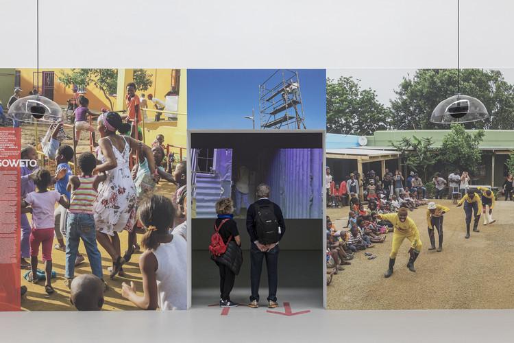7 pabellones en la Bienal de Venecia 2021 que exploran la migración y su impacto en los entornos construidos, Pabellón de Francia. Image © Laurian Ghinitoiu