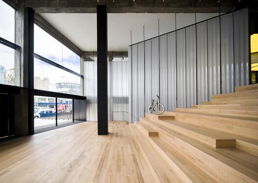 """Reforma edificio para usos múltiples """"La Loza"""" / Alonso + Sosa arquitectos"""