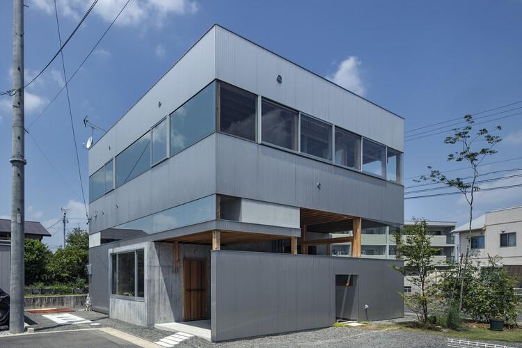 A House in Shimoaojima / Mizuno Architects, Courtesy of Mizuno Architects