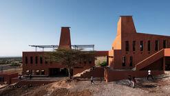 Startup Lions Campus / Kéré Architecture