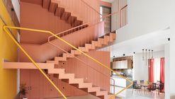 Colorful Mosaics House / Manoj Patel Design Studio