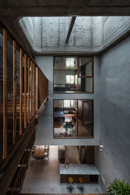 District 7 House / H.a Architects, © Quang Dam