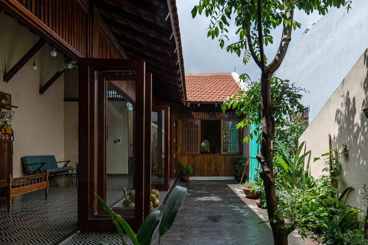 Hong Ngu House / H.a Architects, © Quang Dam