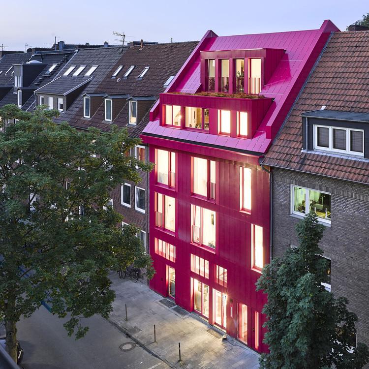 Raspberry House / Kresings Architektur, © Roman Mensing