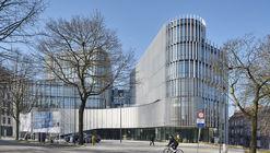 Etterbeek City Hall / BAEB + Bureau Jaspers & Eyers Architects