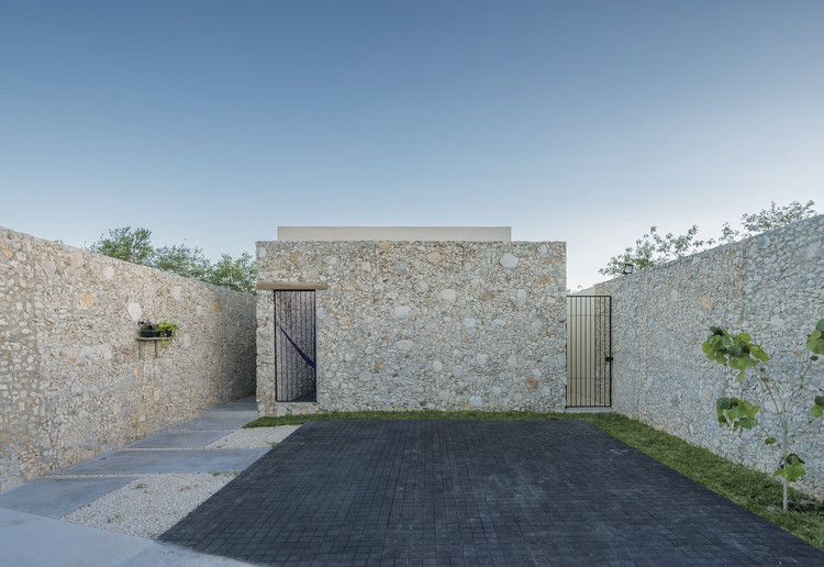 Casa Xcuyun / BRUMA TALLER, © Alex Loustaunau