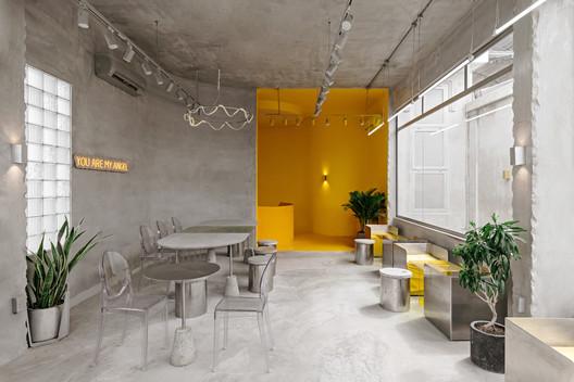 Cafetería YAMA / KSOUL Studio