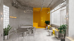 YAMA Coffee Shop / KSOUL Studio