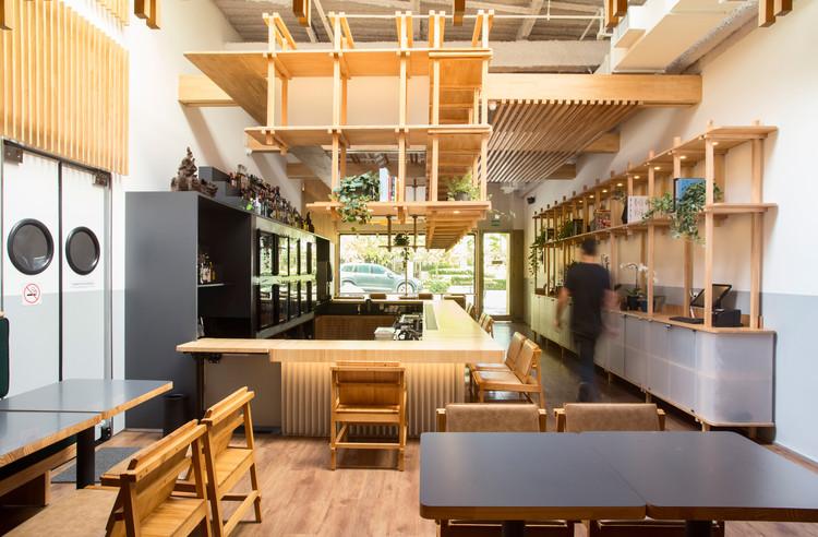 Restaurante Kotori / Coletivo de Arquitetos, © Levi Mendes Junior