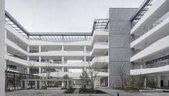 No. 4 Middle School in Suzhou New& Hi-Tech District / ARTS Group