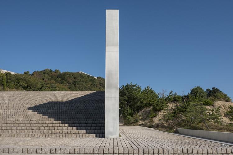 O arquipélago das artes no Japão: obras de Tadao Ando em Naoshima , Rock Sculpture Garden. Image © Haruo Mikami