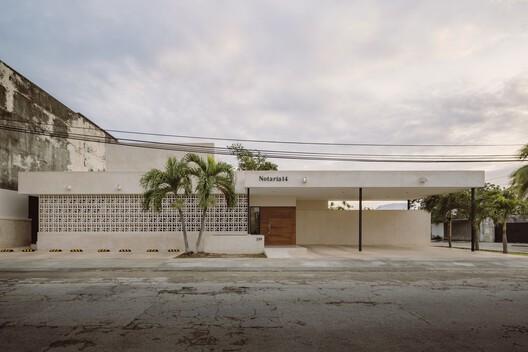 Notaria 14 / Arista Cero + Arquitecto Mauricio Diaz Peón