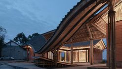 Centro Comunitário YuanJue Si / Zaixing Architectural Design