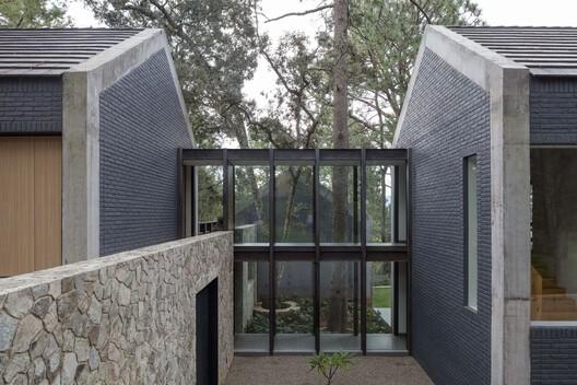 Casa la Mandarina / LVS Architecture