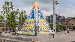 Proud Little Pyramid  / Adam Nathaniel Furman