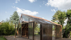 The Writer's Cabin / MuDD Architects
