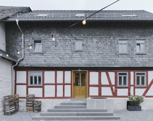 Residencia Hof Wendenius / Marc Flick Architekt BDA