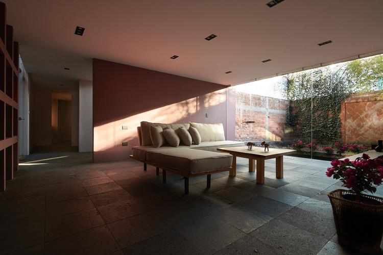 Casa Lorena  / AND-Y arquitectos, © Andrea Gabriela Porquillo Cortes