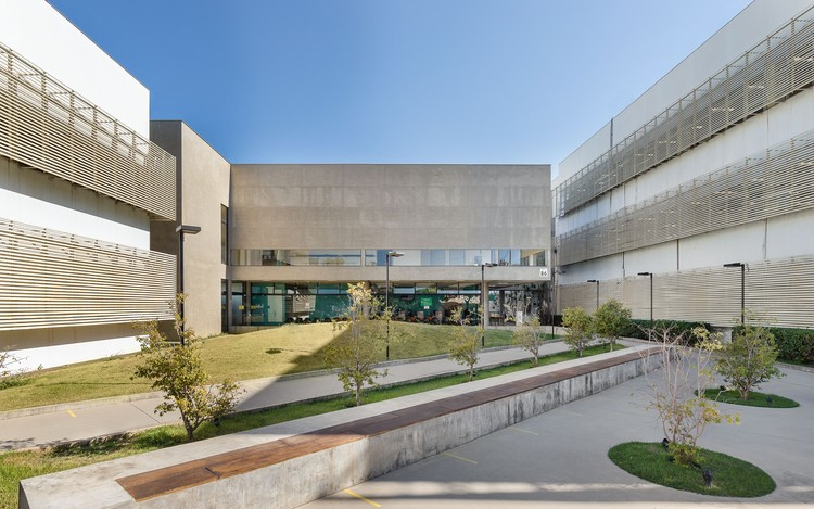 CME – Central de Material Esterelizado da PUC Minas / Horizontes Arquitetura e Urbanismo, © Ivan Araújo