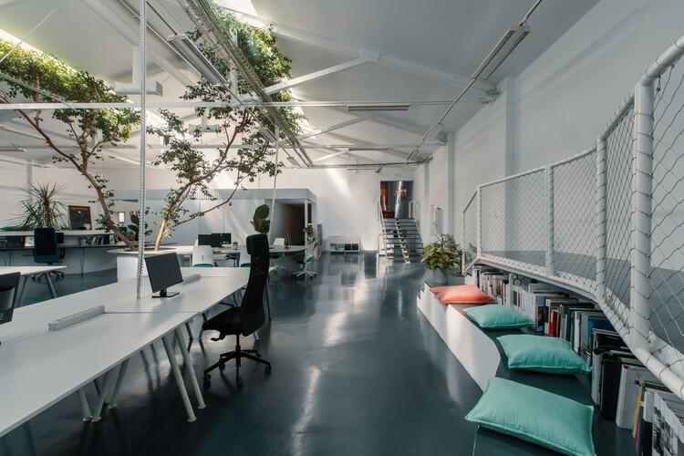 Ficus Office / Arquid, © G Estudios Multimedia