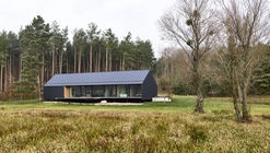 Casa en Brodnica Landscape Park / Dom Architektów