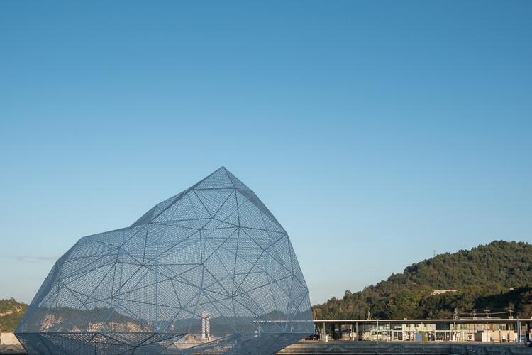 能島パビリオン/ SF藤本。 画像©三上晴夫