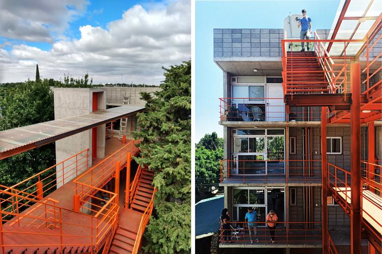El proceso cooperativo de la vivienda colectiva Castelli 3902 en Buenos Aires, © Maite Niborski y Ricardo De Francesco