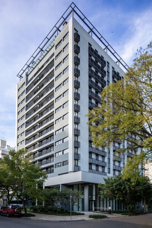 Edifício Residencial NY,205 / Hype Studio, © Marcelo Donadussi