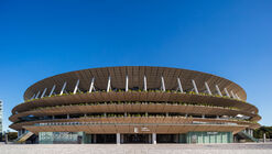 Estádio Nacional do Japão / Taisei Corporation + AZUSA SEKKEI + Kengo Kuma & Associates