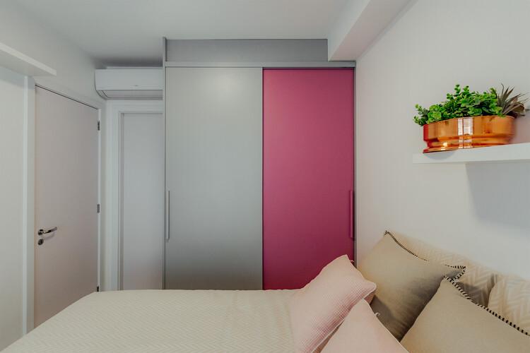 Апартаменты Cosmo / COMMO NÚCLEO.  Изображение © Thays Bittar