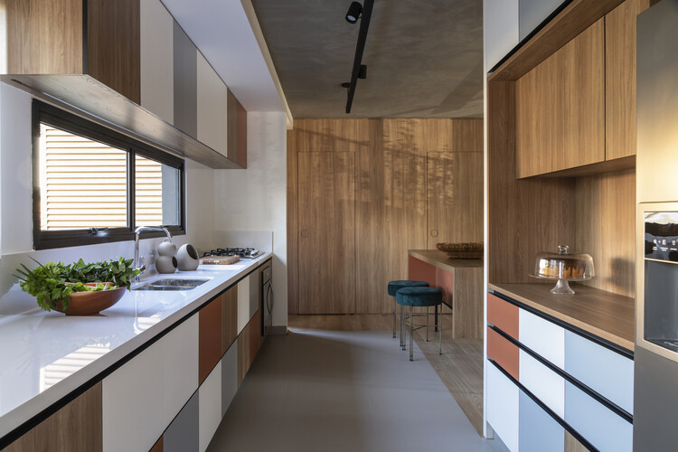 Апартаменты «Нидо» / Sala2 Arquitetura.  Изображение © Эвелин Мюллер