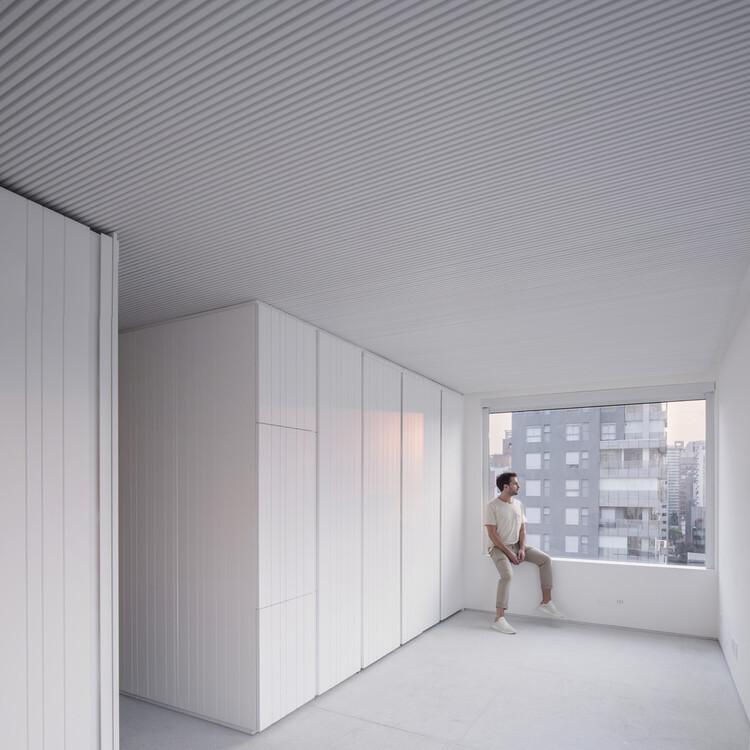 Апартаменты 33 / Soek Arquitetura - 24. Изображение © Carolina Lacaz
