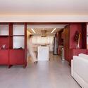 Brigadeiro Apartment / Nommo Arquitetos. Image © Brenda Pontes