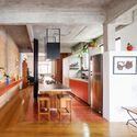 Arouche Apartment / guará arquitetura + Vão. Image © André scarpa