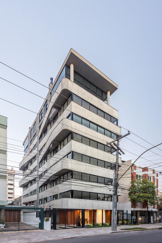 Edifício Residencial Yourban / OSPA Arquitetura e Urbanismo