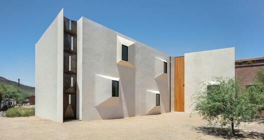 Casa Schneider / Ibarra Rosano Design Architects