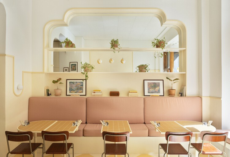 Banacado Café / ASKA, © Mikael Lundblad