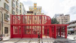 Spark Pavilion / ATMOperation