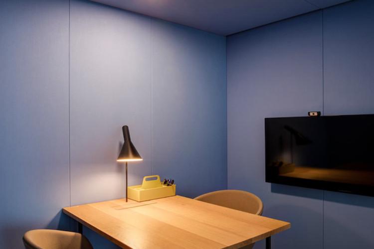 Lennart Søgård-Høyer.  ImageNovartis / Herzog De Meuron architects
