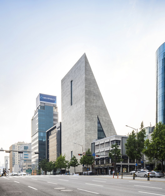 Projeto de Herzog & de Meuron para o SongEun Art Space em Seul é concluído, © Jihyun Jung
