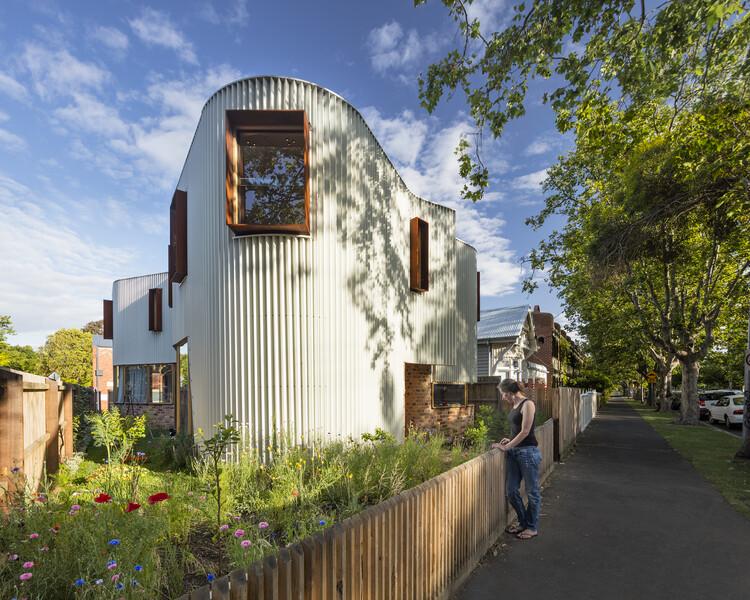 Residencia True North / TANDEM Design Studio, © John Gollings