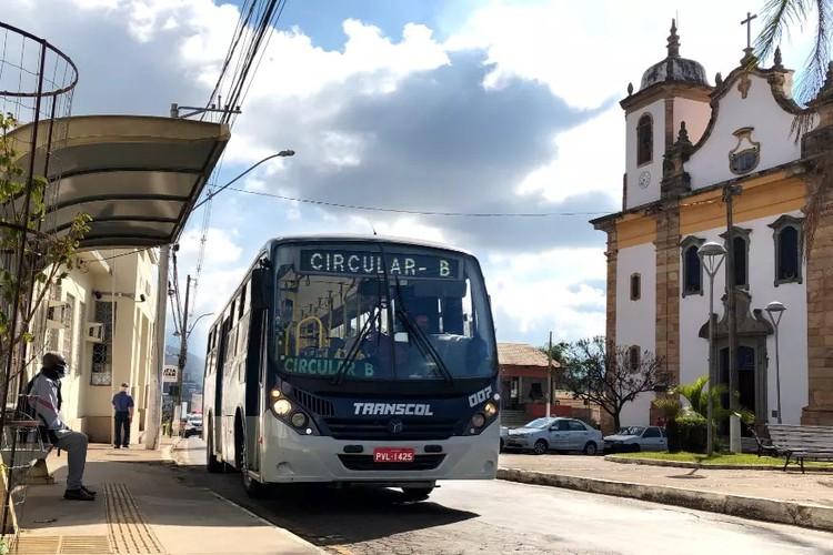 Cidade mineira adota tarifa zero no transporte público, Foto: Prefeitura de Caeté   Divulgação