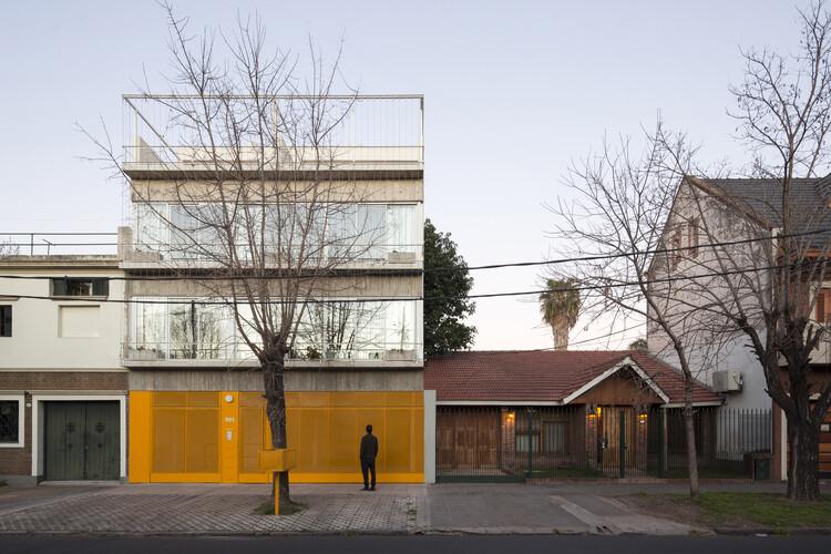Edificio Azara 891 / Centro Cero + Pablo Pugliese, © Javier Agustín Rojas