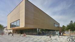 Christian-Bucher-Gasse Elementary School / Dietrich | Untertrifaller Architekten