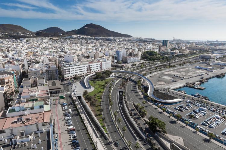 Pasarela Onda Atlántica / Onda Arquitectura + Checa Arquitectura, Cortesía de Javier Haddad