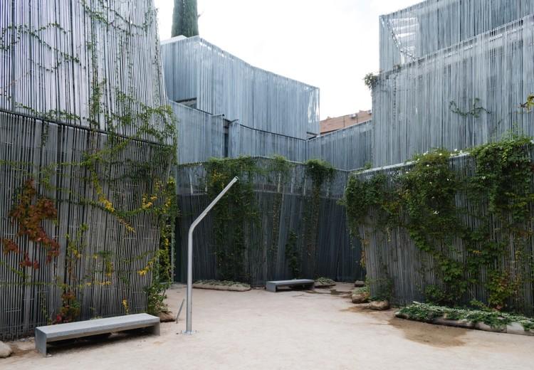 Open House Madrid estrena microserie sobre edificios inaccesibles y emblemáticos de Madrid, Fundación Francisco Giner de los Ríos. Image © Ximo Michavila