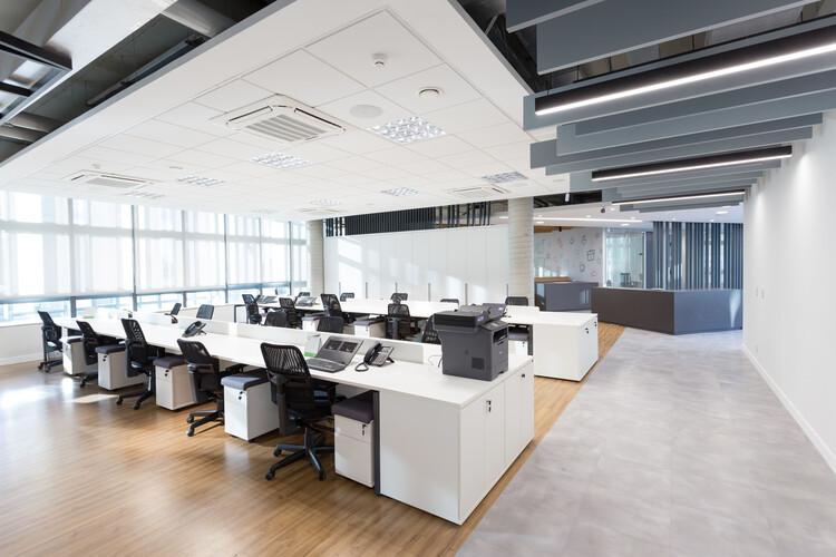Штаб-квартира кооперативного бизнеса / DA |  Departamento de Arquitetura.  Изображение © Альсиндо Дедавид