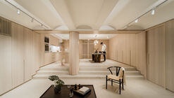 Three Stages for Air Apartment / Pencil Office