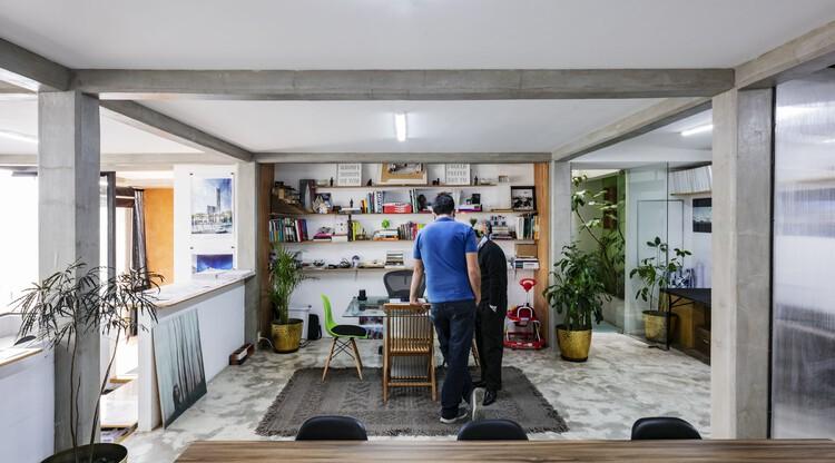 Oficinas Estudio REC Arquitectura / REC Arquitectura, © Marc Goodwin